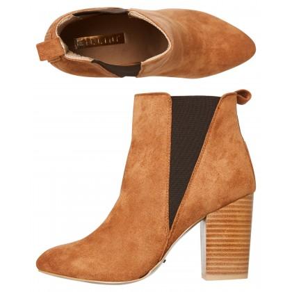 Womens Jonte Boot Tan Suede