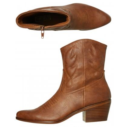 Womens Gibson Boot Tan