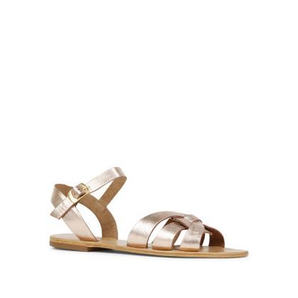 Tara - Rose Gold by Siren Shoes