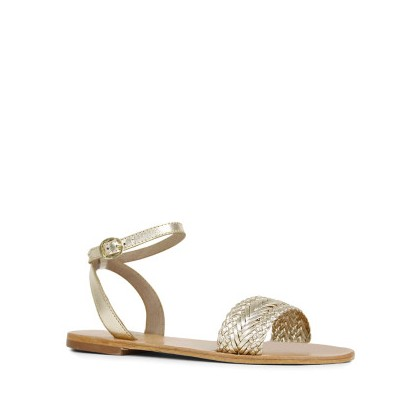 Tayla - Gold by Siren Shoes