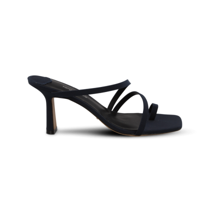 Blossom Ink Grosgrain Heels by Tony Bianco Shoes