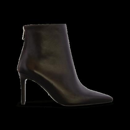 Esha Black Como Ankle Boots by Tony Bianco Shoes
