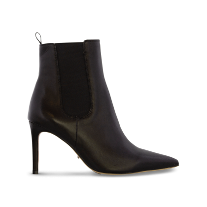 Evana Black Como Ankle Boots by Tony Bianco Shoes