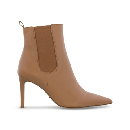 Evana Skin Capretto Ankle Boots by Tony Bianco Shoes