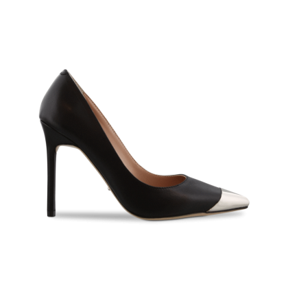 Leni Black Capretto Heels by Tony Bianco Shoes