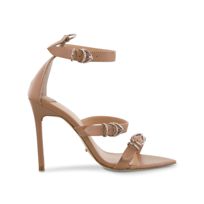 Maikin Skin Capretto Heels by Tony Bianco Shoes