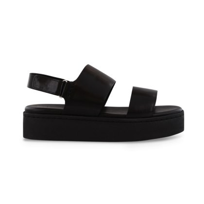 Paisley Black Trieste Sandals by Tony Bianco Shoes