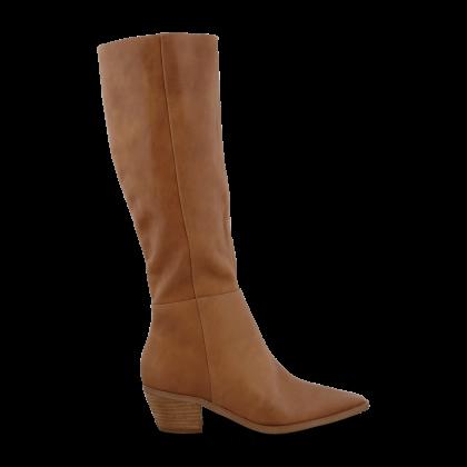 Tytan Tan Arizona Long Boots by Tony Bianco Shoes