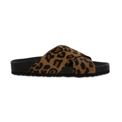 Zali Cheetah Sandals by Tony Bianco Shoes