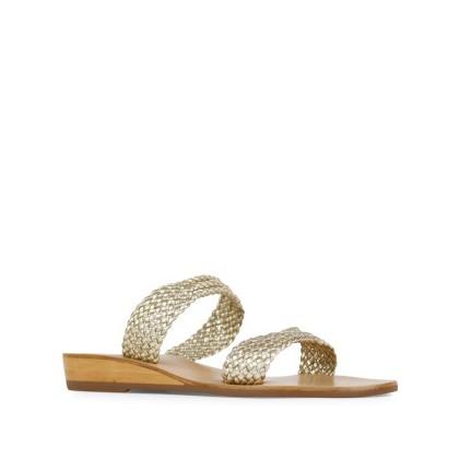 Tessa - Gold by Siren Shoes