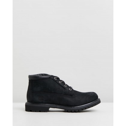 Nellie - Women's Black Nubuck by Timberland