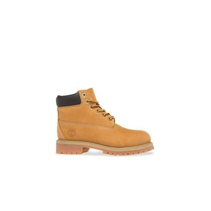 Wheat Nubuck - Kids Toddler 6 Inch Premium Boot Https://Www.Timberland.Com.Au/Shop/Sale/Kids/Footwear Shoes by Timberland