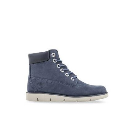 Dark Blue Nubuck - Kids Youth Radford 6-Inch Boot Https://Www.Timberland.Com.Au/Shop/Sale/Kids/Footwear Shoes by Timberland