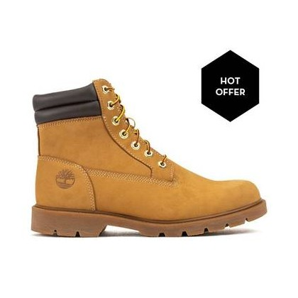 Wheat Nubuck - Men's 6-Inch Basic Boot Https://Www.Timberland.Com.Au/Shop/Sale/Mens/Boots Shoes by Timberland