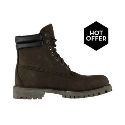 - Men's 6-Inch Double Collar Boot  Shoes by Timberland