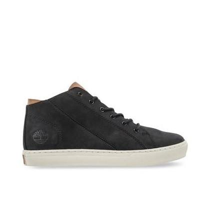 Black Nubuck - Men's Adventure 2.0 Modern Chukka Footwear Shoes by Timberland