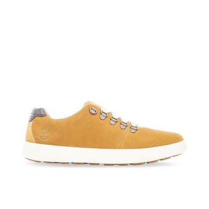 Wheat Nubuck - Men's Ashwood Park Oxford Footwear Shoes by Timberland