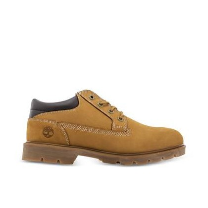 Wheat Nubuck - Men's Basic Oxford Footwear Shoes by Timberland