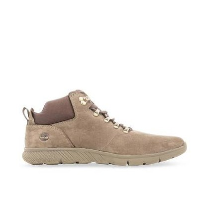Olive Nubuck - Men's Boltero Hiker Footwear Shoes by Timberland