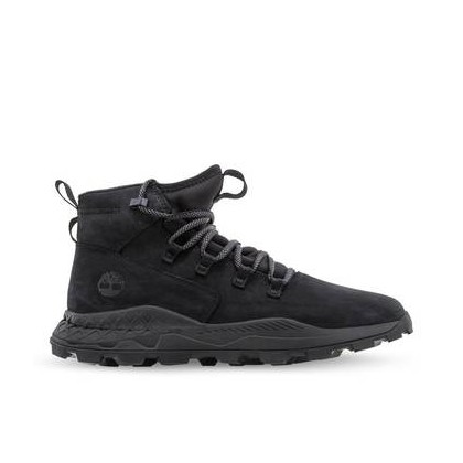 Black Nubuck - Men's Brooklyn Alpine Sneakers Https://Www.Timberland.Com.Au/Shop/Sale/Mens/Boots Shoes by Timberland