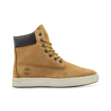 Wheat Nubuck - Men's Cityroam? High Top Sneaker Https://Www.Timberland.Com.Au/Shop/Sale/Mens/Boots Shoes by Timberland