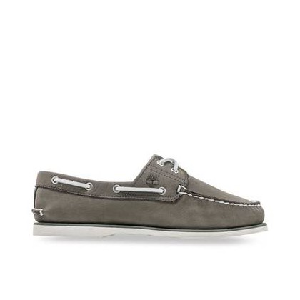 Medium Grey Nubuck - Men's Classic Boat Shoe Https://Www.Timberland.Com.Au/Shop/Sale/Mens/Boat-Shoes Shoes by Timberland