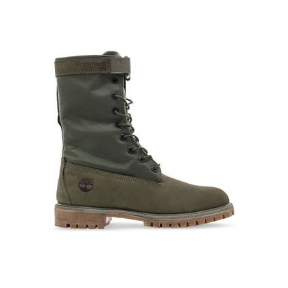 Dark Green Nubuck - Men's Gaiter Boot Https://Www.Timberland.Com.Au/Shop/Sale/Mens/Boots Shoes by Timberland