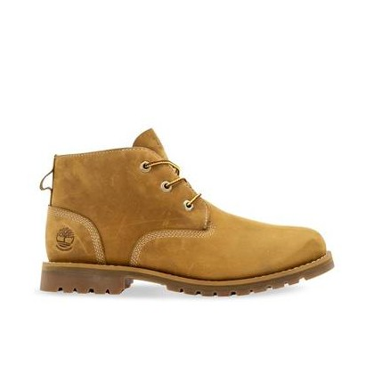 Wheat Full Grain - Men's Larchmont Chukka Footwear Shoes by Timberland