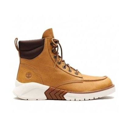 Wheat Full Grain - Men's M.T.C.R Moc-Toe Sneaker Boots Https://Www.Timberland.Com.Au/Shop/Sale/Mens/Boots Shoes by Timberland