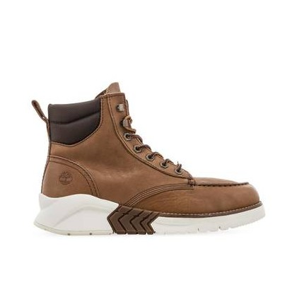 MD Brown Full Grain - Men's M.T.C.R Moc-Toe Sneaker Boots Https://Www.Timberland.Com.Au/Shop/Sale/Mens/Boots Shoes by Timberland