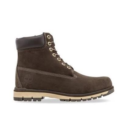 Dark Brown Nubuck - Men's Radford 6-Inch Lightweight Waterproof Boots 6 Inch Boots Shoes by Timberland