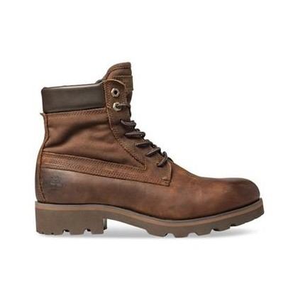 MD Brown Full Grain - Men's Raw Tribe 6-Inch Boots Https://Www.Timberland.Com.Au/Shop/Sale/Mens/Boots Shoes by Timberland
