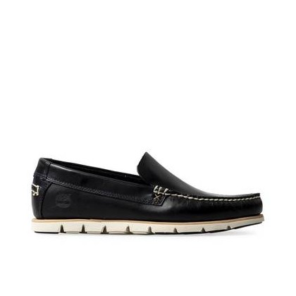 Dark Indigo Brando - Men's Tidelands Venetian Slip On Https://Www.Timberland.Com.Au/Shop/Sale/Mens/Boat-Shoes Shoes by Timberland