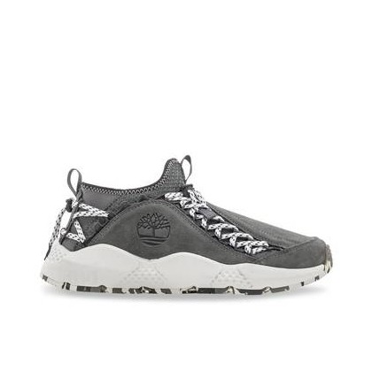 Grey Suede - Men's Timberland Ripcord Bungee Footwear Shoes by Timberland