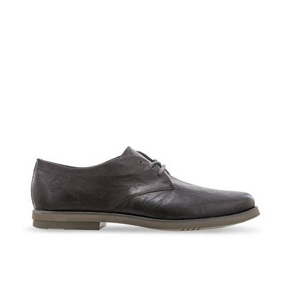 Black Full Grain - Men's Yorkdale Oxford Shoes Https://Www.Timberland.Com.Au/Shop/Sale/Mens/Dress-Shoes Shoes by Timberland