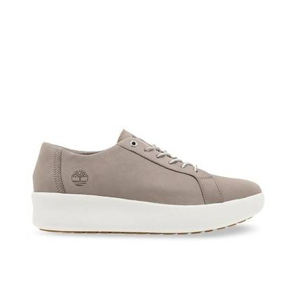 Light Beige Nubuck - Women's Berlin Park Oxford Footwear Shoes by Timberland