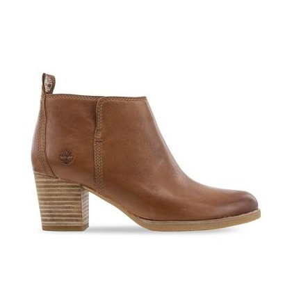 MD Brown Full Grain - Women's Eleonor Street Ankle Boots Https://Www.Timberland.Com.Au/Shop/Sale/Womens/Footwear Shoes by Timberland