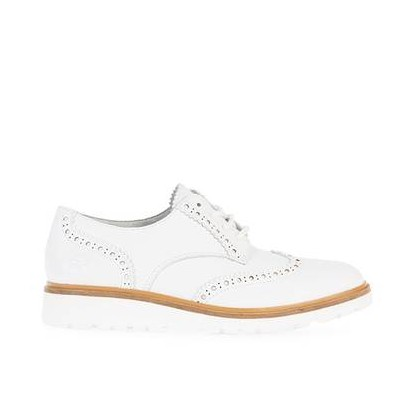 Blanc De Blanc - Women's Ellis Street Brogue Oxford Shoe Https://Www.Timberland.Com.Au/Shop/Sale/Womens/Footwear Shoes by Timberland