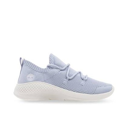 Light Blue Knit - Women's Flyroam? Go Knit Sneakers Footwear Shoes by Timberland