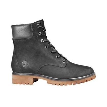 Black Nubuck - Women's Jayne 6-Inch Waterproof Boot Https://Www.Timberland.Com.Au/Shop/Sale/Womens/Footwear Shoes by Timberland