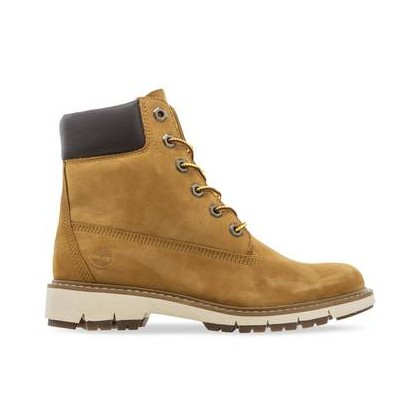 Wheat Nubuck - Women's Lucia Way 6-Inch Boot Https://Www.Timberland.Com.Au/Shop/Sale/Womens/Footwear Shoes by Timberland