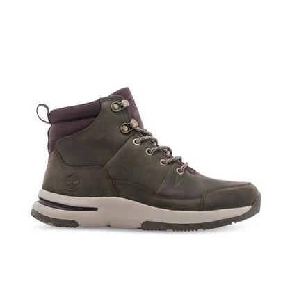 Medium Grey Full Grain - Women's Mabel Town Waterproof Hiker Https://Www.Timberland.Com.Au/Shop/Sale/Womens/Footwear Shoes by Timberland