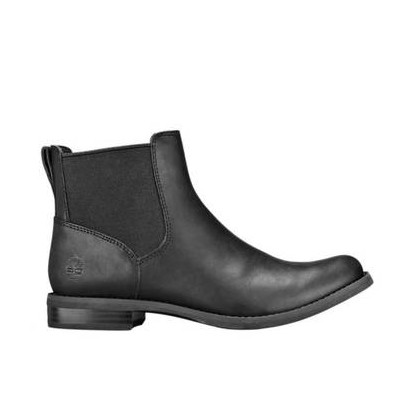 Black Forty - Women's Magby Chelsea Boot Footwear Shoes by Timberland