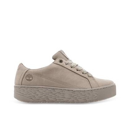 Light Taupe Nu Buck - Women's Marblesea Leather Sneaker Https://Www.Timberland.Com.Au/Shop/Sale/Womens/Footwear Shoes by Timberland