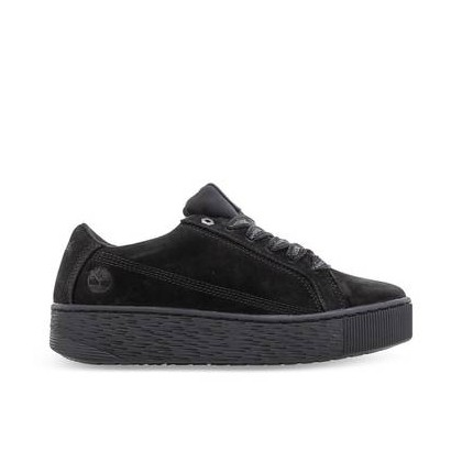 Black Nubuck - Women's Marblesea Leather Sneaker Https://Www.Timberland.Com.Au/Shop/Sale/Womens/Footwear Shoes by Timberland