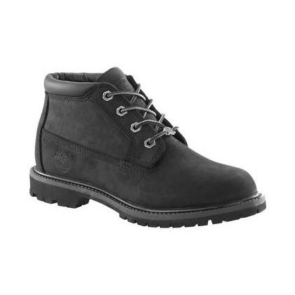Black Nubuck - Women's Nellie Chukka Boot Https://Www.Timberland.Com.Au/Shop/Sale/Womens/Footwear Shoes by Timberland
