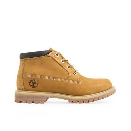 Wheat Nubuck - Women's Nellie Waterproof Chukka Boot Https://Www.Timberland.Com.Au/Shop/Sale/Womens/Footwear Shoes by Timberland