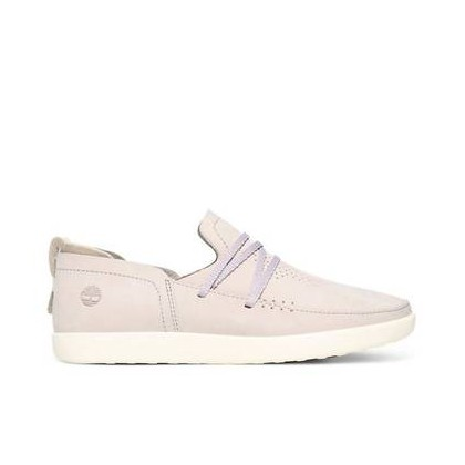 Light Purple Nubuck - Women's Project Better Slip-On Shoes Https://Www.Timberland.Com.Au/Shop/Sale/Womens/Footwear Shoes by Timberland