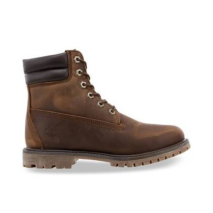 MD Brown Full Grain - Women's Waterville 6-Inch Boot Footwear Shoes by Timberland