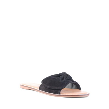 Tremont - Black Suede by Siren Shoes